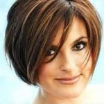 5 Short Haircuts For Fine Hair And Round Faces #bobhairstylesforfinehair