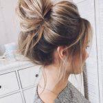 50 Chic Messy Bun Hairstyles