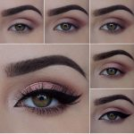 50+ Sexy Augen Make-up - Lidschatten