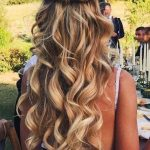 50 Wedding ceremony Hairstyles for Lengthy Hair - #Hair #Hairstyles #Lengthy #kinds #Wedding ...