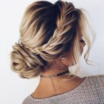 50 zeitgenössische Hochsteckfrisuren für langes Haar