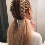 52 Braid Hairstyle Ideas for Girls Nowadays outfitmax.com/...