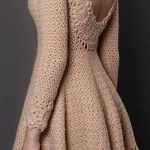 54+ Summer Style Crochet Dresses Patterns and Design Ideas - Page 47 of 53