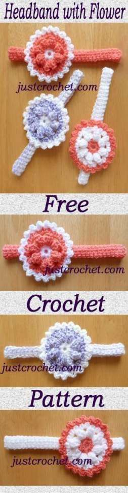 54+ ideas crochet baby hats with flowers children #flowers #crochet #baby – flow…