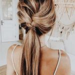 56 Ideas For Hair Styles Updo Casual Ponies #hair #longhairstylesupdo