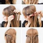 59 New ideas for hairstyles for school medium hair easy hairdos,  #Easy #Hair #H... -  #Easy ...