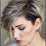 6+ Trend Asymmetrish Pixie Frisuren für Frauen 2020