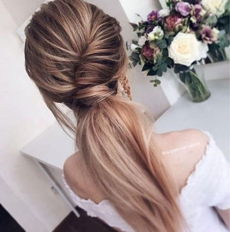 60 Best Long Ponytail Hairstyles 2017 – Kerstin – Mary Haircuts