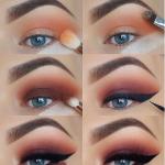 60 Easy Eye Makeup Tutorial For Beginners Step By Step Ideas(Eyebrow& Eyeshadow)...
