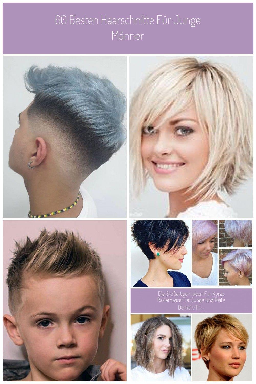 60 besten Haarschnitte für junge Männer | Die neuesten Frisuren für junge Mä…