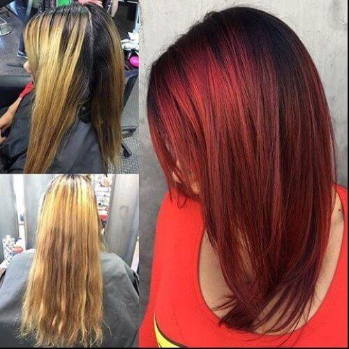 60 tons de cabelo vermelho que ficam ótimos em todos
