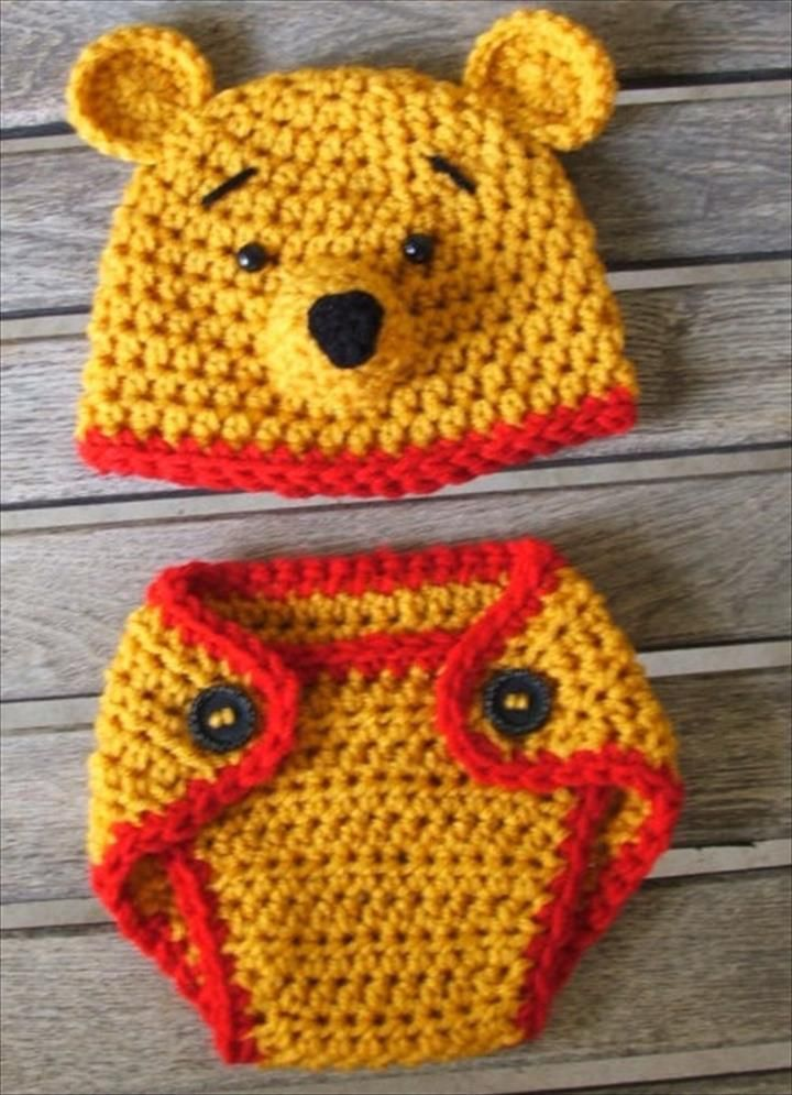65 Crochet Amazing Baby Diaper For Outfits