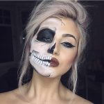68 Gruselige Halloween-Make-up-Ideen für die Halloween-Party