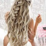 68 Stunning Prom Hairstyles For Long Hair For 2019
