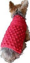 69 Ideas crochet patterns for dogs sweaters puppys #dogcrochetedsweaters 69 Idea…