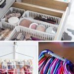 7 Dollar Store Organizing Ideas Every Girl Would Love - Craftsonfire