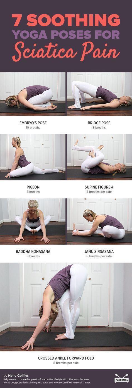 7 Gentle Yoga Moves to Fix Sciatica Pain