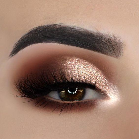 70+ Makeup für braune Augen Ideen