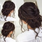 75 Chic Wedding Hair Updos for Elegant Brides  - Beauty - #Beauty #Brides #Chic ...