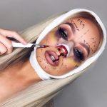 75 beautiful Halloween makeup ideas – minimum costume required