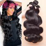 7A Brazilian Body Wave 3 Bundles Brazilian Hair Weave ...- 7A Brasilianische Kö...