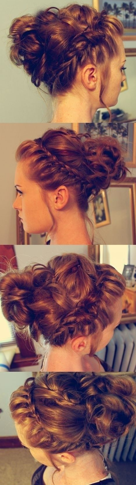 8 Fantastic New Dance Hairstyles: Long Hair Styles for Prom