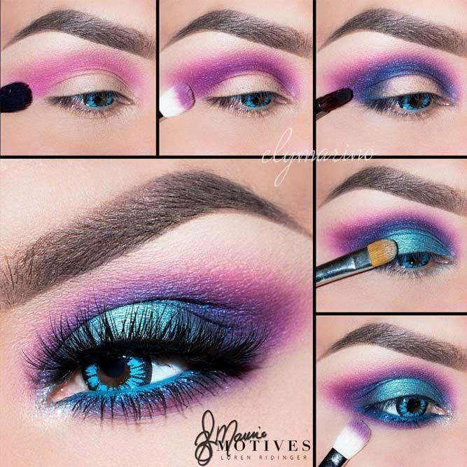 80er Jahre Make-up Trends die Sie umhauen werden  #accesories