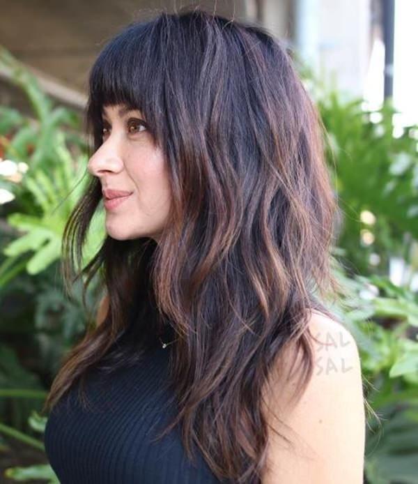 84 Fun Layered Haircut Ideas For Long Hair – Style Easily