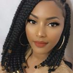 87 Attractive Black Girls Hairstyles Ideas in 2019 – #Black #women #hairstyles