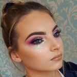 A Collection of 40 Best Glitter Makeup Tutorials and Ideas 2020