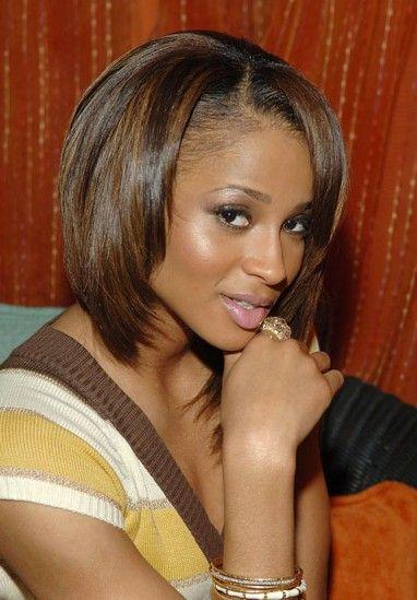 African American Black Short Hairstyles