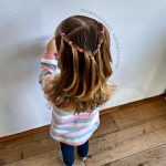 """Alix's Hairstyles on Instagram: """"I made this quick and easy elastic waterfal..."""