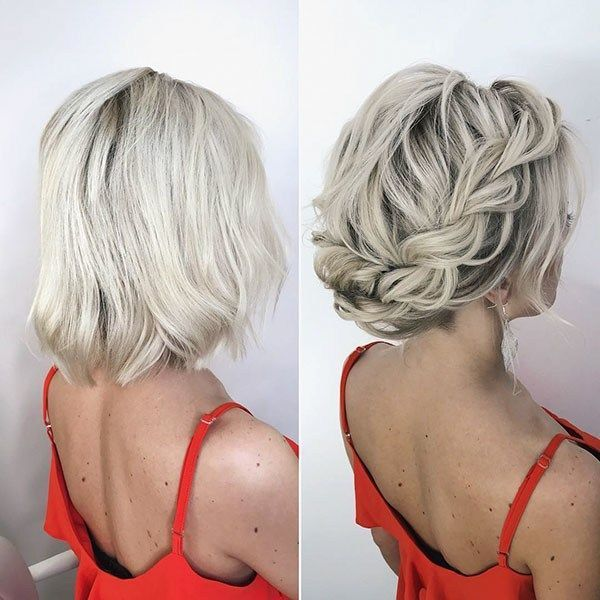 Amazing Braids for Short Hair