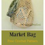 Ananas-Stich-Markt-Tasche frei häkeln Muster #freecrochetpattern #häkeltasche ... - Photo Blog