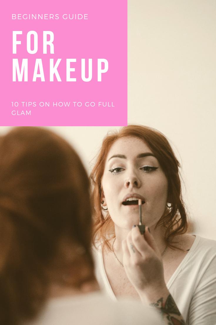 #Anfänger #aufträgt #für #Makeup #man #Wie How to apply makeup for beginners …