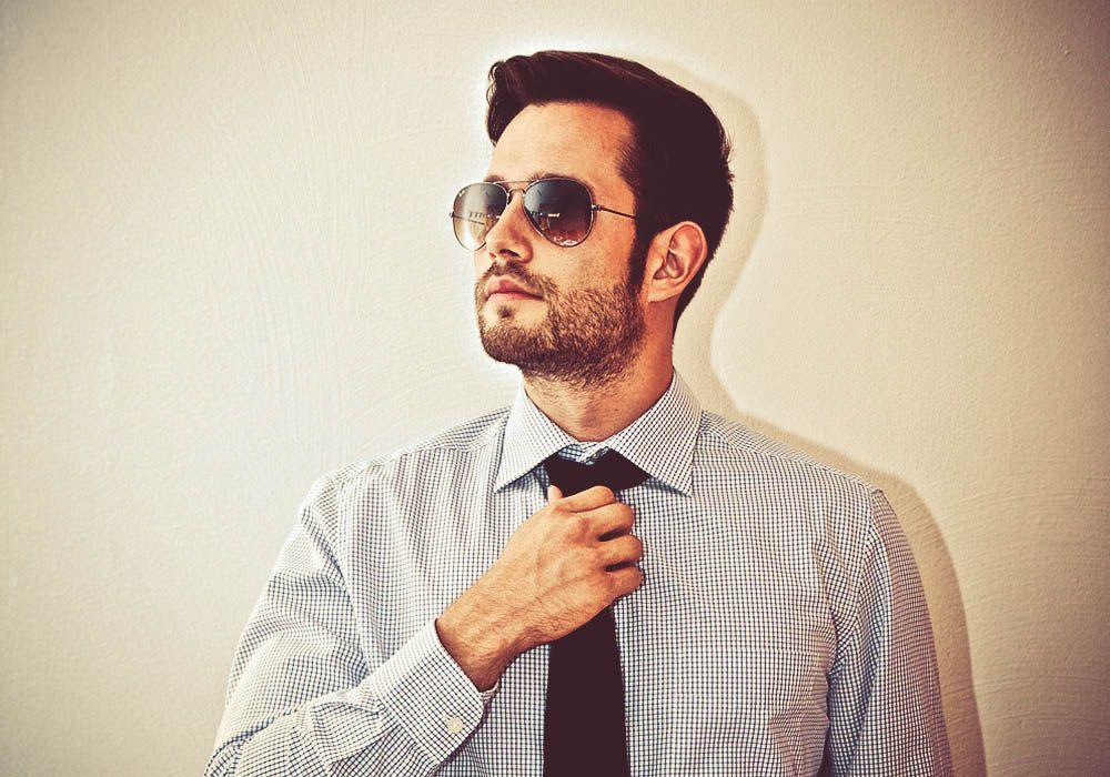 Anleitung: Krawatte stricken