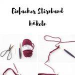 Anleitung für ein Stirnband (für Anfänger geeignet) | ars textura – DIY-Blog
