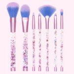 Aquarium Makeup Brushes (pink/iridescent)