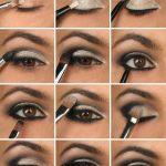 Augen Make Up Smokey Eyes - Beauty Ideen