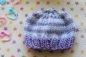 Baby Mütze schnell gestrickt   – tavuskusu3377 – #Baby #gestrickt #Mütze #schn…