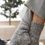 Basic Chunky Sock pattern by Patons