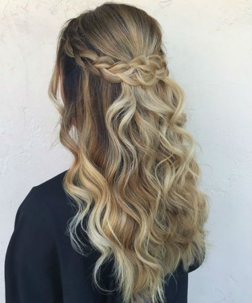 Beautiful Braid Hairstyle For Long Hair
