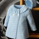 Beautiful Coat - Free Knitting Pattern (Amazing Knitting) - Womnjewwlry