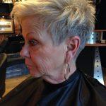 Beautiful Pixie Cuts for Older Women 2019
