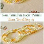 Beautiful Towel Topper Free Crochet Patterns