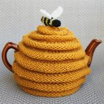 Beehive Tea Cozy - Free Pattern