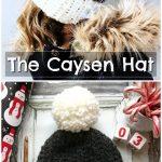 Beginner Crochet Hat Patterns