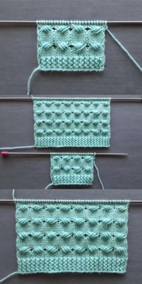 Best Beautiful Easy Knitting Patterns