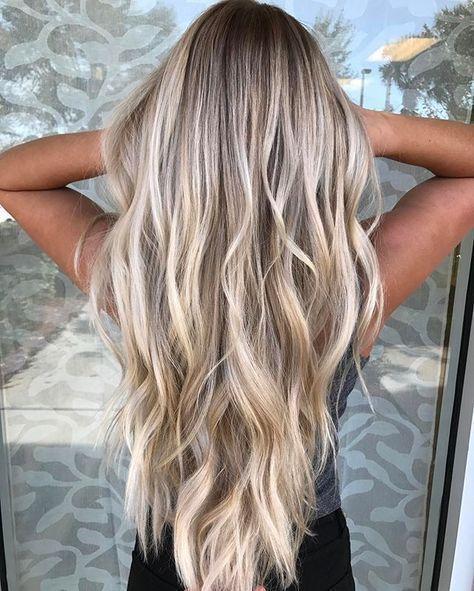 Best Blonde Hair Colours. Platinum Blonde, Balayage, Golden Blonde, Ash Blonde, …