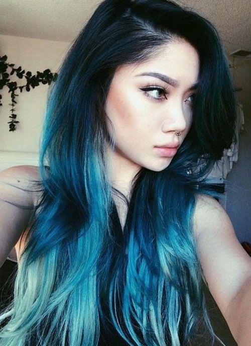 Best Ombre Hair – 41 Vibrant Ombre Hair Color Ideas